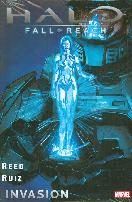 Les bandes dessinées Halo [Liste et News] APR120708