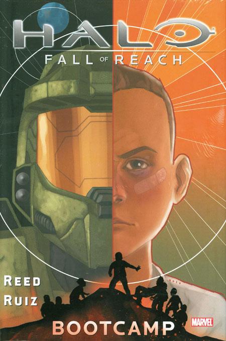 Les bandes dessinées Halo [Liste et News] JAN110832