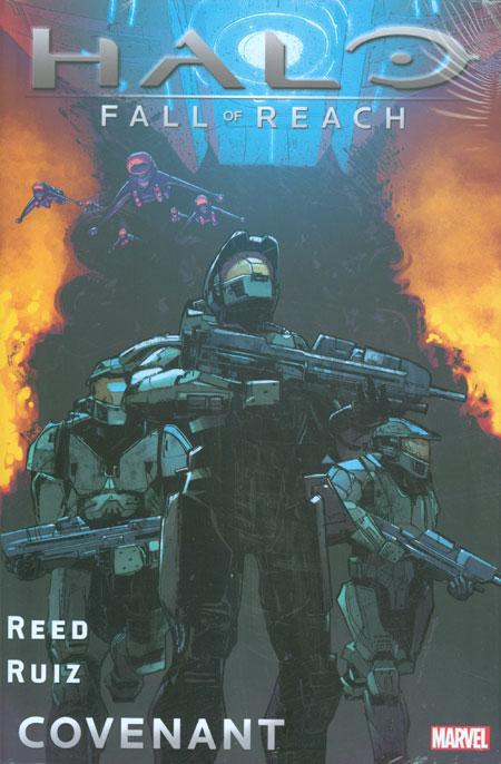 Les bandes dessinées Halo [Liste et News] SEP110652