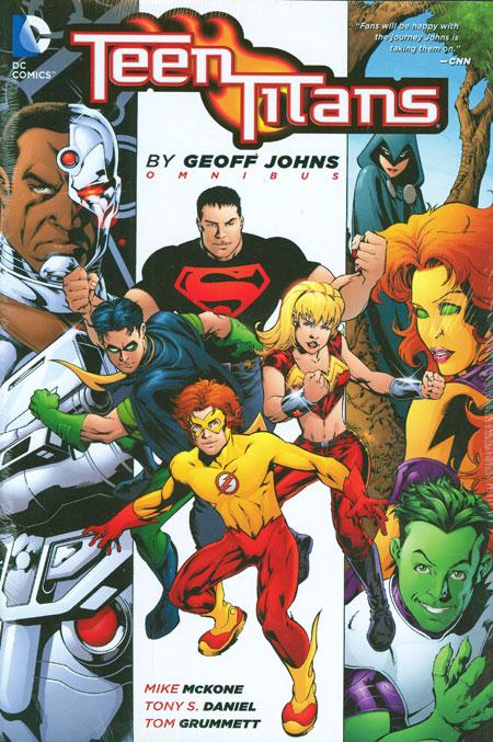 Teen Titans Palcomix 72