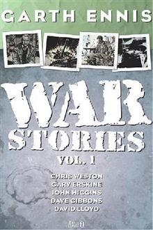 WAR STORIES VOL 1 TP (MR)