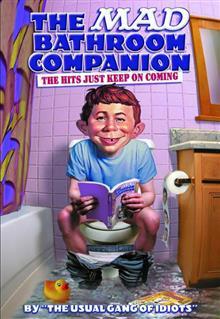 MAD BATHROOM COMPANION GUSHING FOURTH EDITION
