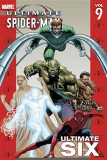 ULTIMATE SPIDER-MAN VOL 9 ULTIMATE SIX TP