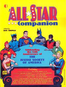 ALL STAR COMPANION TP VOL 01 2ND PTG