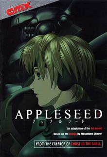 APPLESEED VOL 1 (MR)