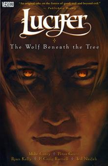LUCIFER VOL 8 THE WOLF BENEATH THE TREE (MR)