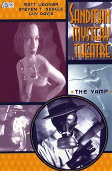 SANDMAN MYSTERY THEATRE VOL 3 THE VAMP