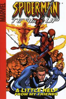SPIDER-MAN TEAM-UP VOL 1 A LITTLE HELP FIENDS DIGEST