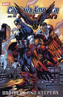 CAPTAIN AMERICA & FALCON VOL 2 BROTHERS & KEEPERS