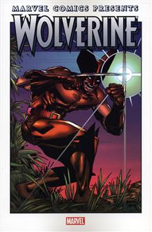MARVEL COMICS PRESENTS WOLVERINE VOL 1