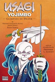 USAGI YOJIMBO VOL 20 GLIMPSES OF DEATH TP