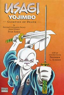 USAGI YOJIMBO VOL 20 GLIMPSES OF DEATH LTD ED HC