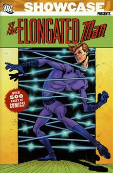 SHOWCASE PRESENTS ELONGATED MAN VOL 1 TP