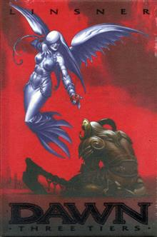 DAWN VOL 3 THREE TIERS LTD ED HC