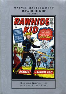 MARVEL MASTERWORKS RAWHIDE KID VOL 1 NEW ED HC