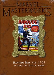 MARVEL MASTERWORKS RAWHIDE KID VOL 1 HC VAR ED 63