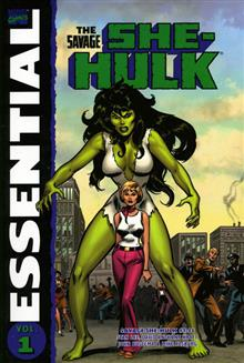 ESSENTIAL SAVAGE SHE-HULK VOL 1 TP