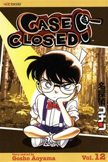 CASE CLOSED GN VOL 12