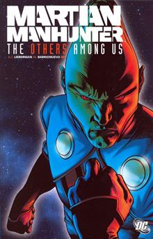 MARTIAN MANHUNTER THE OTHERS AMONG US TP