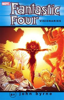 FANTASTIC FOUR VISIONARIES JOHN BYRNE VOL 7 TP