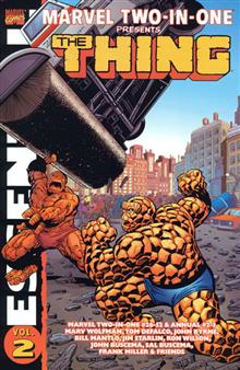 ESSENTIAL MARVEL TWO IN ONE VOL 2 TP