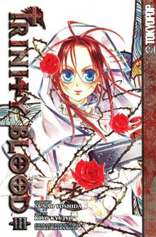 TRINITY BLOOD VOL 3 GN (OF 7) (MR)