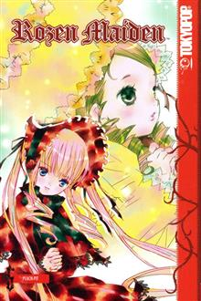 ROZEN MAIDEN VOL 5 GN (OF 7) (C: 1-0-0)