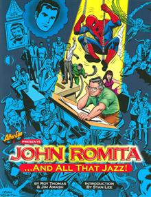 JOHN ROMITA AND ALL THAT JAZZ SC