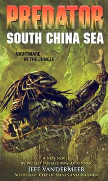 PREDATOR NOVEL VOL 04 SOUTH CHINA SEA
