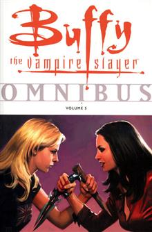 BUFFY THE VAMPIRE SLAYER OMNIBUS VOL 5 TP