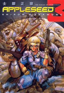 APPLESEED TP VOL 03 SCALES OF PROMETHEUS 3RD ED