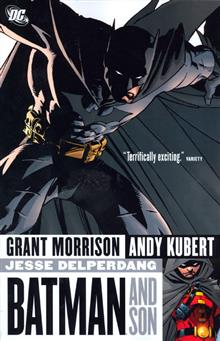 BATMAN AND SON TP