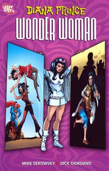 DIANA PRINCE WONDER WOMAN VOL 2 TP