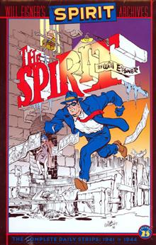 WILL EISNERS SPIRIT ARCHIVES HC VOL 25