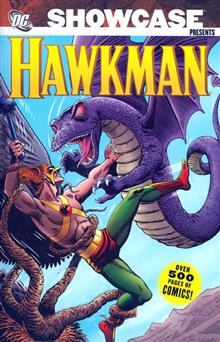 SHOWCASE PRESENTS HAWKMAN TP VOL 02
