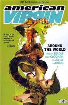 AMERICAN VIRGIN TP VOL 04 AROUND THE WORLD (MR)