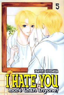 I HATE YOU MORE THAN ANYONE VOL 05 (C: 1-0-0)