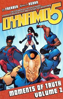 DYNAMO 5 VOL 2 MOMENTS OF TRUTH TP