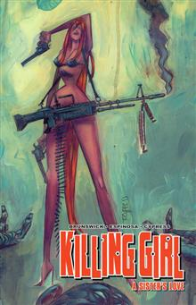 KILLING GIRL TP VOL 01 A SISTERS LOVE (MR) (C: 0-1