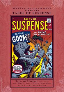 MMW ATLAS ERA TALES OF SUSPENSE HC VOL 02