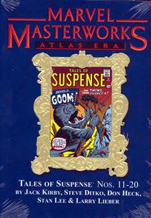 MMW ATLAS ERA TALES OF SUSPENSE HC VOL 02 VAR ED V