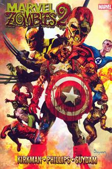 MARVEL ZOMBIES 2 HC