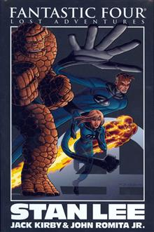 FANTASTIC FOUR PREM HC LOST ADVENTURES STAN LEE