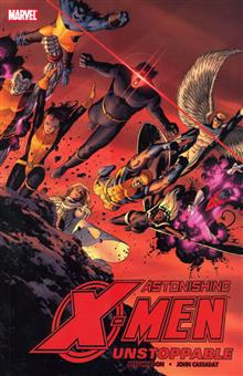 ASTONISHING X-MEN VOL 4 UNSTOPPABLE TP