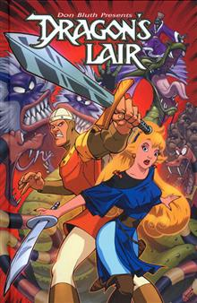 DRAGONS LAIR HC (C: 0-0-2)