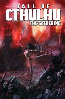 FALL OF CTHULHU VOL 02 GATHERING TP