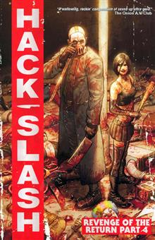 HACK SLASH TP VOL 04 REVENGE OF THE RETURN (MR)