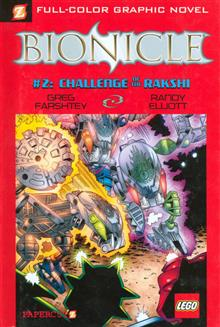BIONICLE HC VOL 02