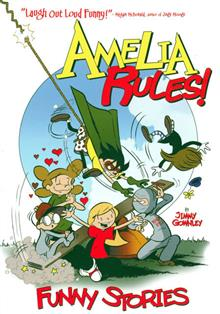 AMELIA RULES FUNNY STORIES VOL 1 TP