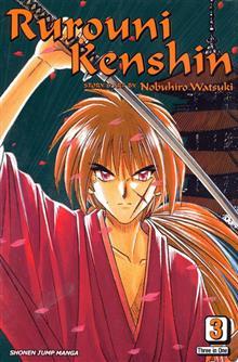 RUROUNI KENSHIN VIZBIG ED GN VOL 03 (OF 9) (C: 1-0
